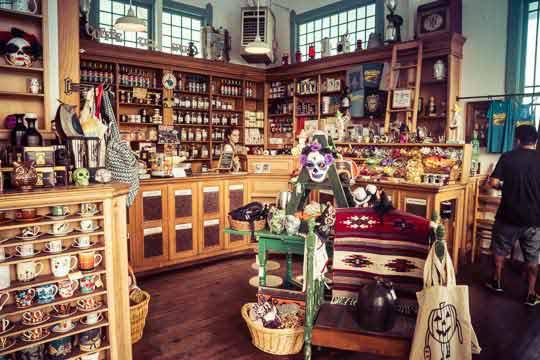 Pannikin Shop
